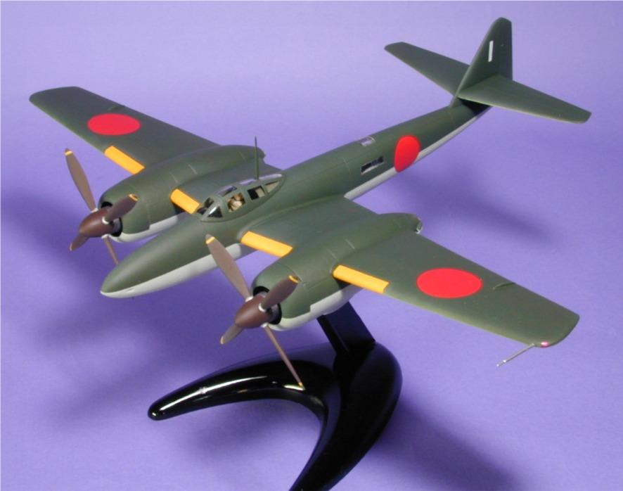 日本陸海軍の試作機、幻の計画機: プラモデルによる航空模型博物館